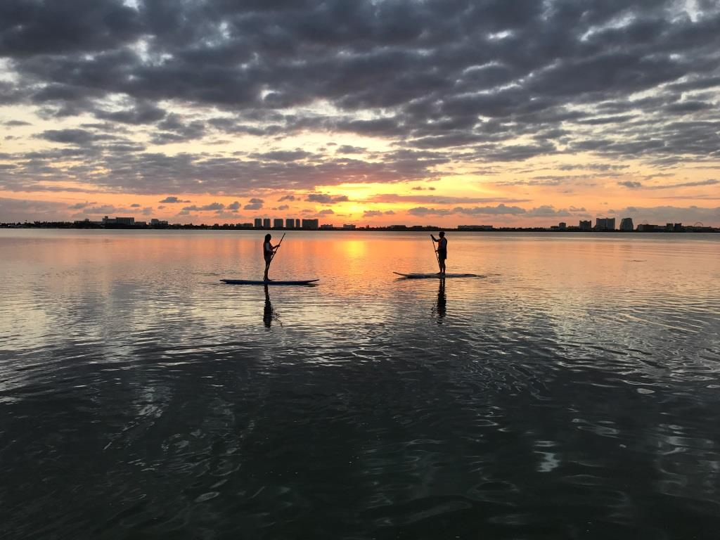 Sunrise Sup Tour Sup Tours Cancun